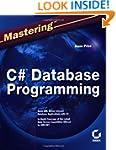 Mastering�C#�Database Programming