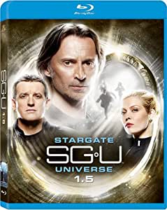 SGU: Season 1.5 (Blu-ray)