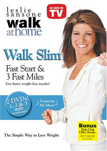 Leslie Sansone's Walk At Home: Walk Slim