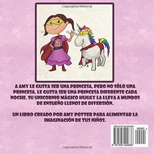Una Princesa Diferente - Super Princesa (libro infantil ilustrado)