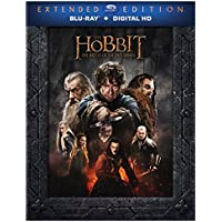 The Hobbit: The Battle of Five Armies Extended Edition