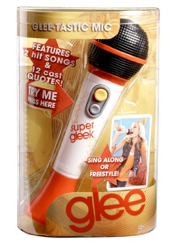 Glee-tasic Microphone