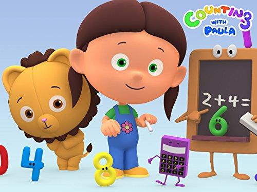 Counting With Paula - Season 1