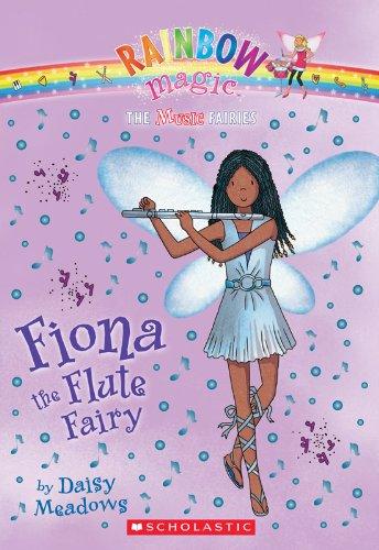 Music Fairies #3: Fiona the Flute Fairy
