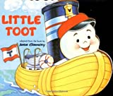 img - for Little toot board book book / textbook / text book