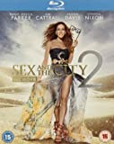 Sex and the City: The Movie 2 (Blu-ray + DVD) [2010] [Region Free]