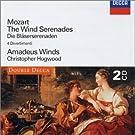 Mozart the wind serenades