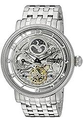 Stuhrling Original Men's 8411.33112 Symphony Automatic Stainless Steel Watch