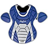 Rawlings Youth Catchers Chest Protector, Matte Royal by Rawlings