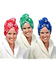 Amazon Com Hair Drying Towels Styling Accessories Beauty