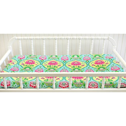 Rose Crib Bedding