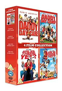 4 Film Collection: Daddy Day Camp/Daddy Day Care/Are We ...