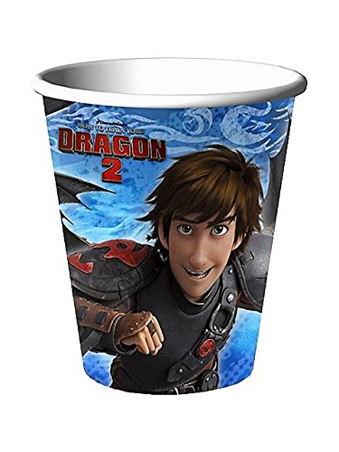 How to Train Your Dragon 2 - 9 oz. Cups (8)