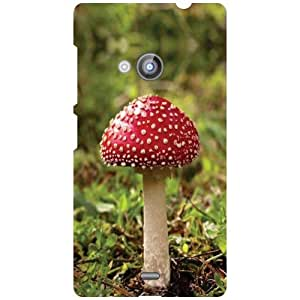 Nokia Lumia 535 Back Cover - Good Designer Cases
