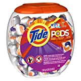 Tide Pods Detergent, Spring Meadow, 69-Ounce, 77-Count