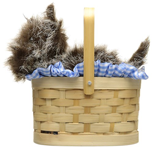 Rasta Imposta Doggie Basket, Blue, One Size