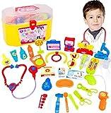 Zakker's お医者さん ごっこ おもちゃ セット (子供)