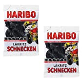 HARIBOハリボー シュネッケン グミ 100g×2袋セット メール便配送