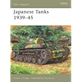 Japanese Tanks 1939-45 (New Vanguard) ~ Steven Zaloga
