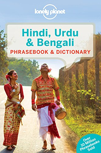Lonely Planet Hindi, Urdu & Bengali Phrasebook (Phrasebooks)