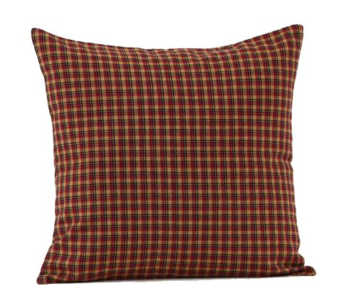 """Patriotic Patch 16"""" Fabric Pillow front-709569"""