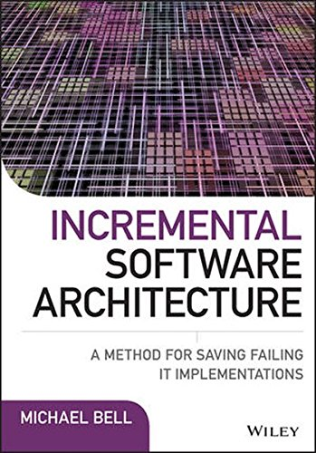 Incremental Software Architecture: A Method for Saving Failing IT Implementations (Software Architecture 1 compare prices)