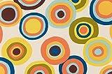 コスモテキスタイル 北欧の森 ナイロンオックス AP45602 約110cm巾×50cmカット col.2D
