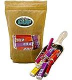 PEZ Candy Refills - Assorted Fruit Flavors - 1 Lb Bulk