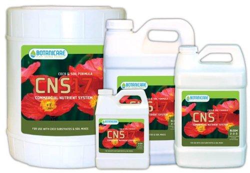 Botanicare Bcncnscb5 5-Gallon Botanicare Cns17 Coco Bloom Supplement For Plants, 2-2-5