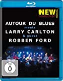 Autour du Blues meets Larry Carlton & Guest Robben Ford [Blu-ray]