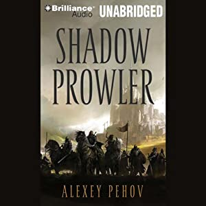 Shadow Prowler Audiobook