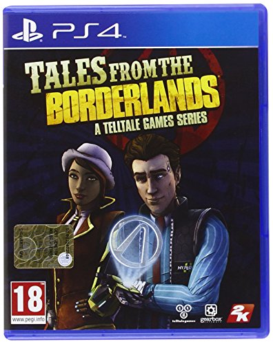 Tales from Borderlands - PlayStation 4