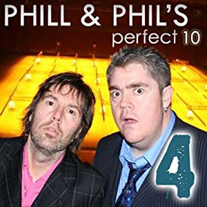 The Perfect Ten with Phill Jupitus and Philip Wilding Audiobook