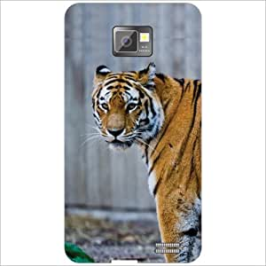 Printland Designer Back Cover for Samsung Galaxy S2 Case Cover