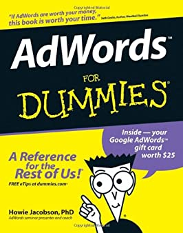 AdWords For Dummies (For Dummies (Computer/Tech))