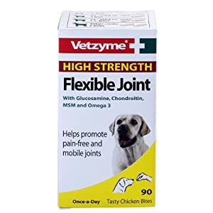 Bob Martin Vetzyme High Strength Flexible Joint, 90 Tablets