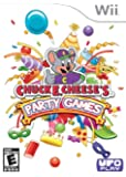 Chuck E Cheese's Party Games - Nintendo Wii