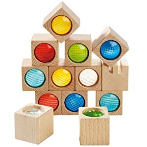 Haba Kaleidoscopic Basic Building Blocks Accessory Set