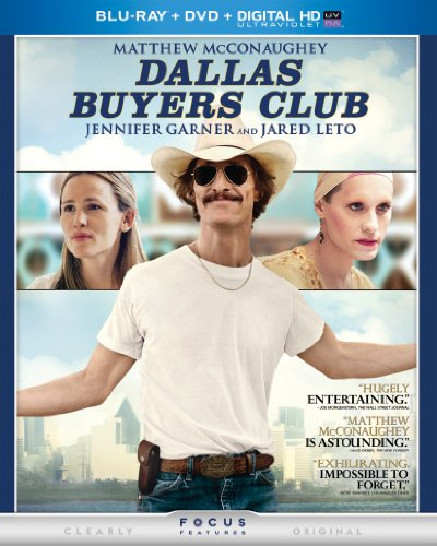 Dallas Buyers Club (Blu-ray + DVD + Digital HD