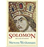 img - for BY Weitzman, Steven ( Author ) [{ Solomon: The Lure of Wisdom (Jewish Lives (Hardcover)) By Weitzman, Steven ( Author ) Mar - 29- 2011 ( Hardcover ) } ] book / textbook / text book