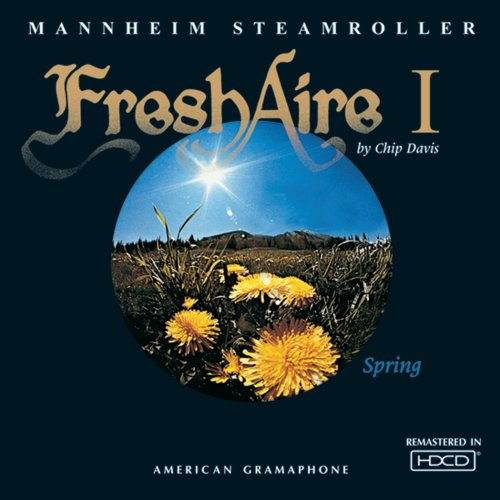Mannheim Steamroller-Fresh Aire I-(AG50012)-Remastered-CD-FLAC-2000-DeVOiD Download