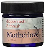 Diaper Rash & Thrush Relief (Motherlove) 1 Oz