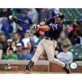 Brian Giles - 2007 Batting Action Sports Photo (10 x 8)