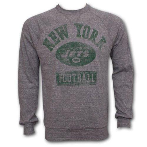Junk Food NFL New York Jets Men's Long Sleeve Top