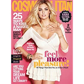 Buy Cosmopolitan (1-year auto-renewal)