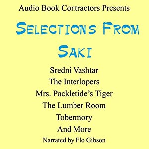 Selections from Saki Audiobook