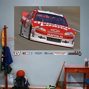 NASCAR Ryan Newman Fathead Wall Graphic by Fathead