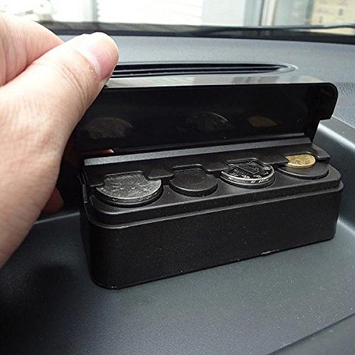 Portable Coin Holder Dispenser