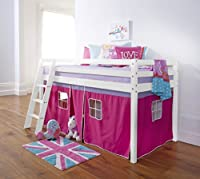 PINK Tent for Cabin Beds / Bunk Beds