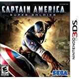 Captain America: Super Soldier - Nintendo 3DS